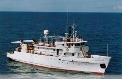 1973 Custom 36m Steel Supply/Support Ship