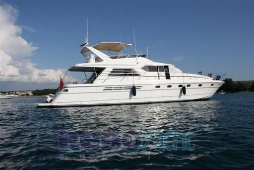 1996 Princess Yachts 66