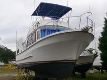 1984 Fhb Golden Star Sundeck Trawler