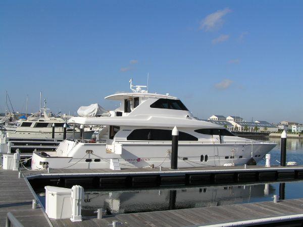 2005 horizon motor yacht new listing may 2011 for Klakring motor co annapolis
