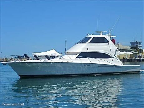 2005 Riviera 58 Enclosed Flybridge