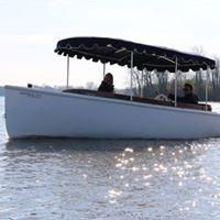 2017 Canadian Electric Boats Fantail 217