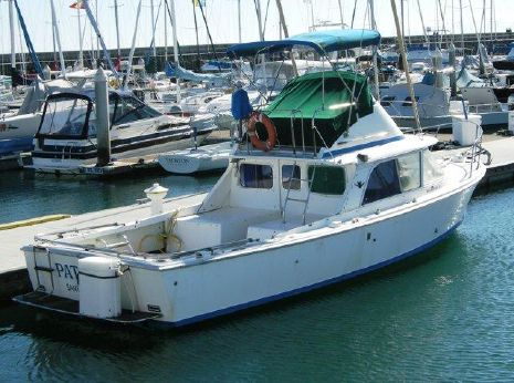 1978 Bertram 31 Flybridge Cruiser