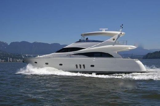 2008 Marquis 690 Pilothouse Motoryacht