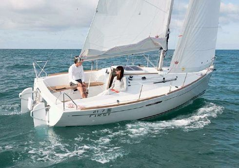 2006 Beneteau First 21.7