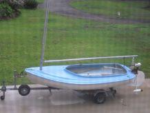 1951 Catboat Beetle Swan Catboat
