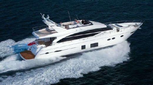 2016 Princess Yachts 82 Motor Yacht