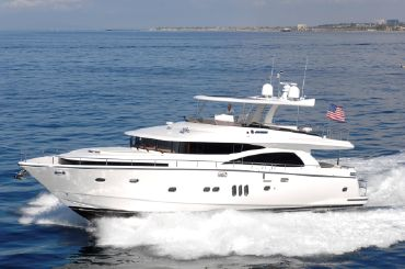 2020 Johnson 80 Motor Yacht
