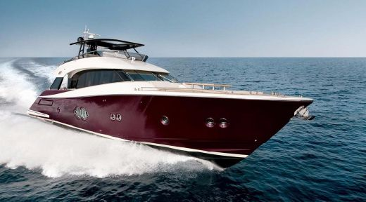 2011 Monte Carlo Yachts MCY 76