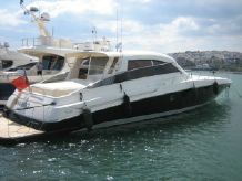 2003 Baia 80 Panther