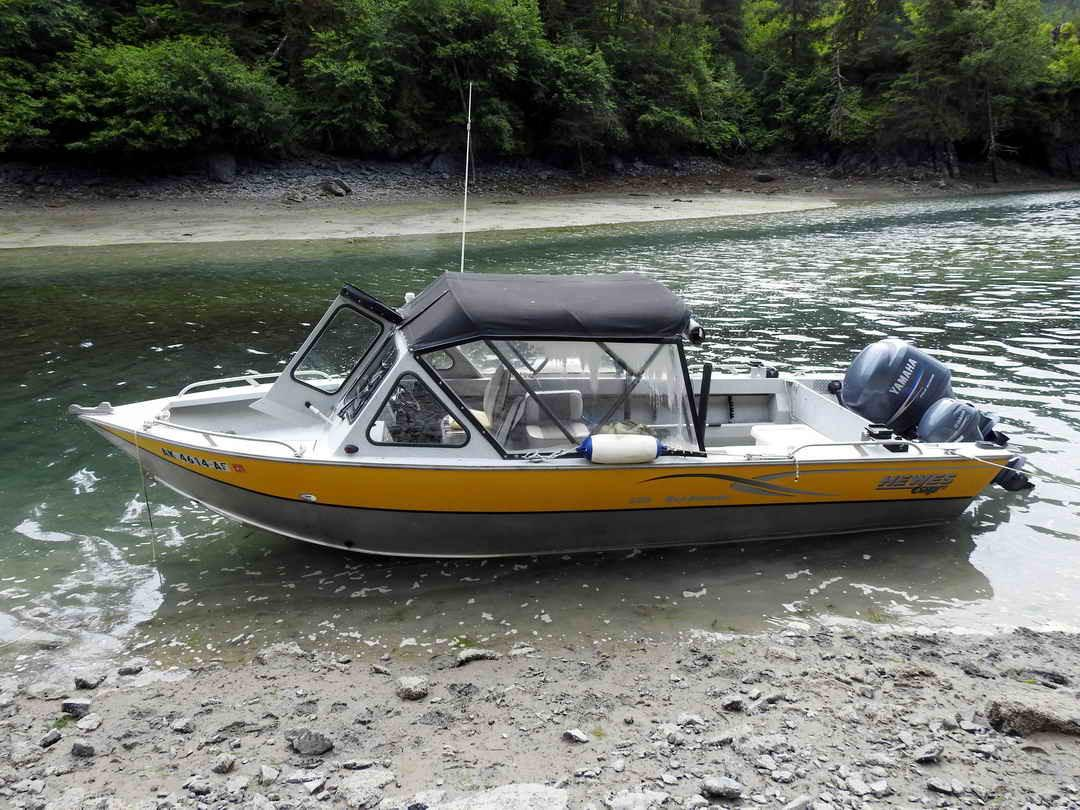 Used Hewescraft Boats >> 2005 Hewescraft Sport Fisher / Charter Power Boat For Sale - www.yachtworld.com