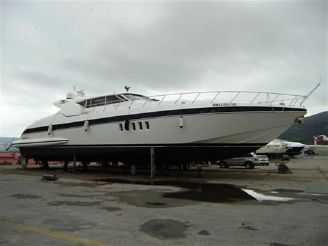 2003 Over Marine Mangusta 80 Open