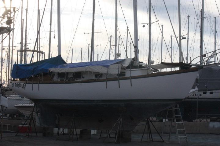 31' Mariner Ketch+Boat for sale!