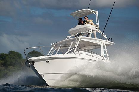 2009 Everglades 350LX