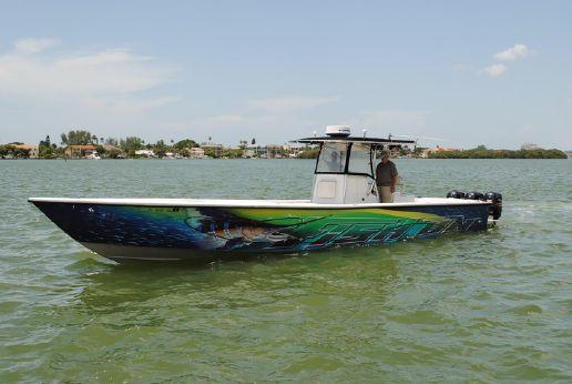 2007 Sabalo Custom 41 Custom