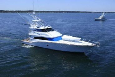 2009 83 Sea Force 83 IX