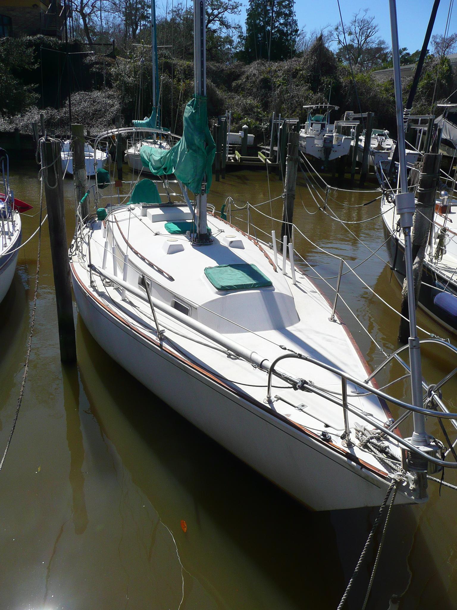 34 ft 1979 sabre sloop