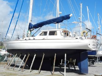 1996 Premier Blue Water 58