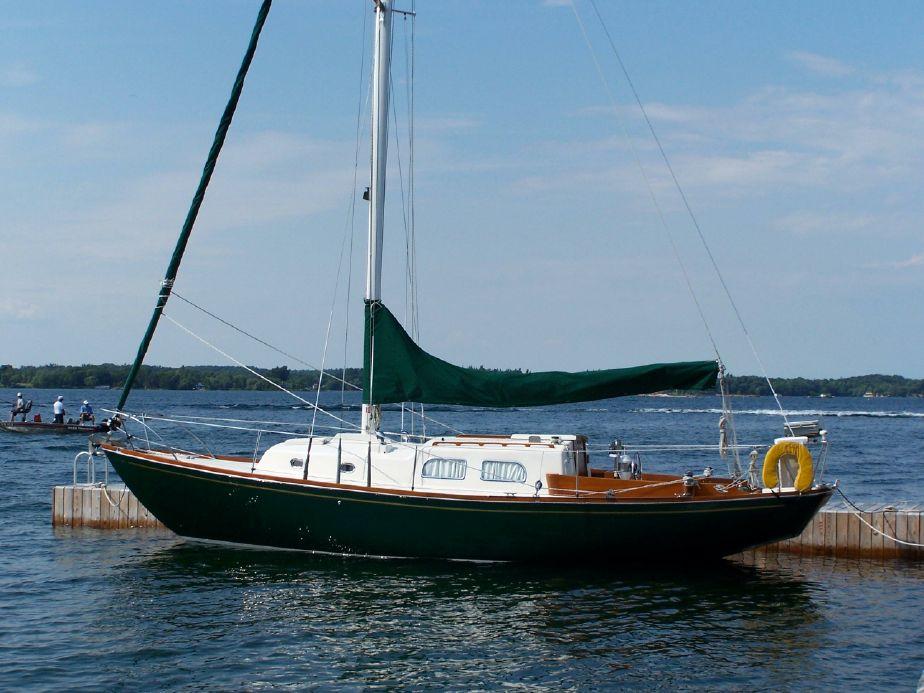 1965 Pearson Vanguard Sail Boat For Sale - www.yachtworld.com
