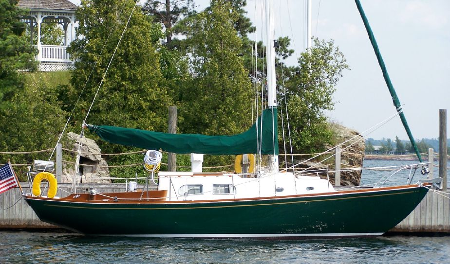 1965 Pearson Vanguard Sail Boat For Sale - www.yachtworld.com