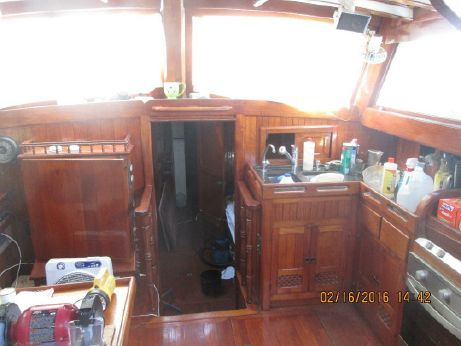 1977 Formosa Ketch