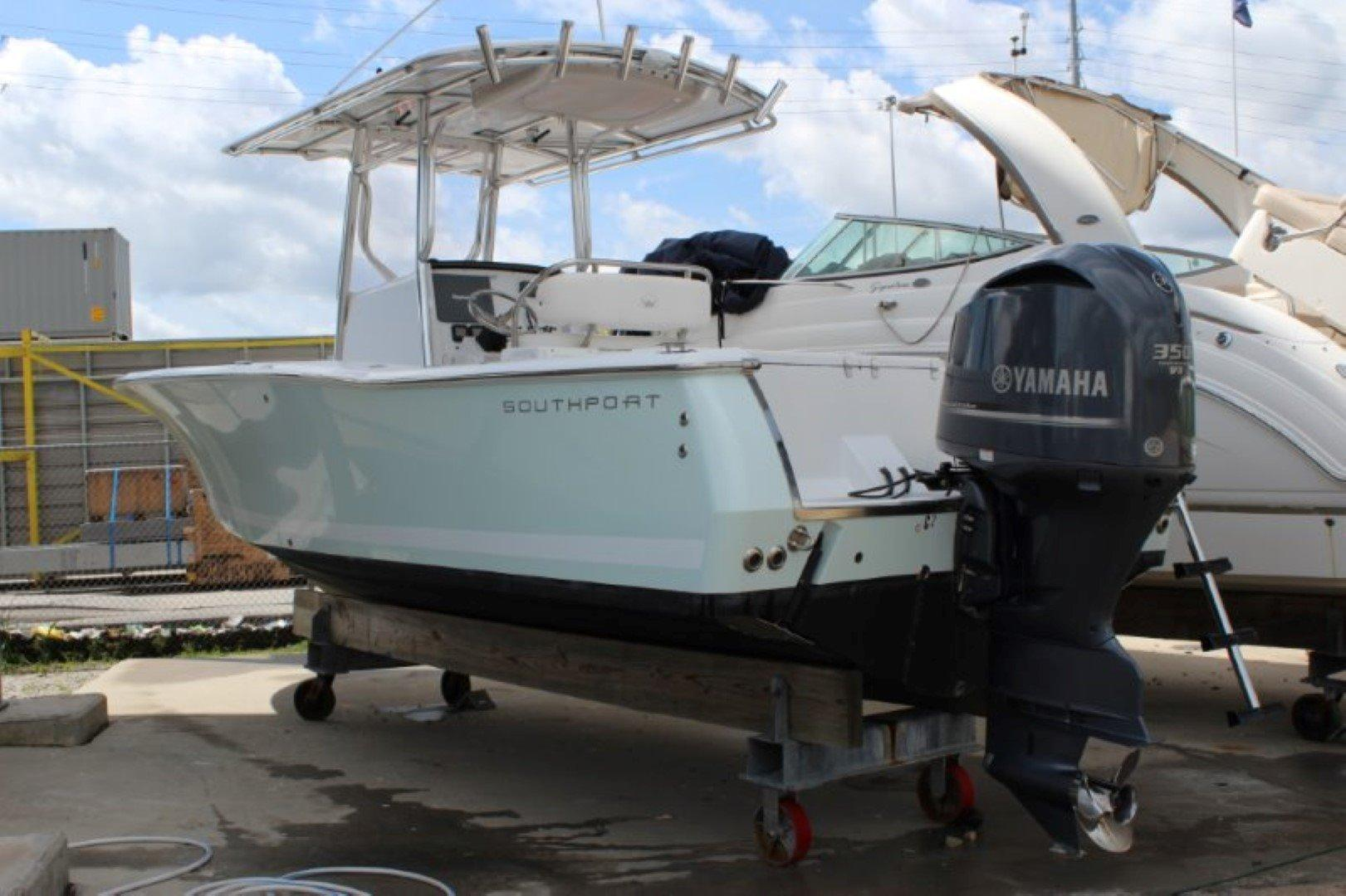26 ft 2008 southport 26 center console