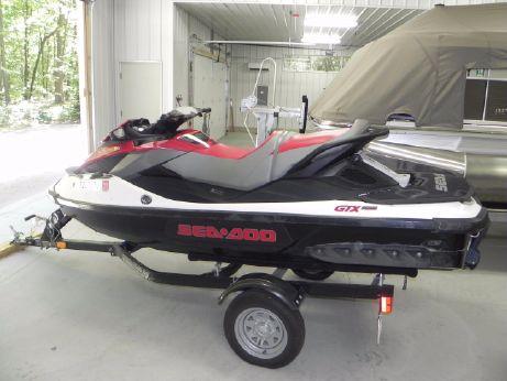 2011 Sea-Doo GTX 215