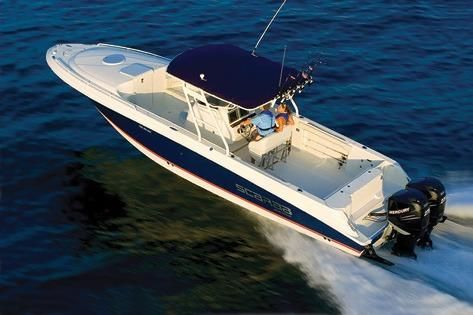 2016 Wellcraft 35 Scarab Sport Offshore