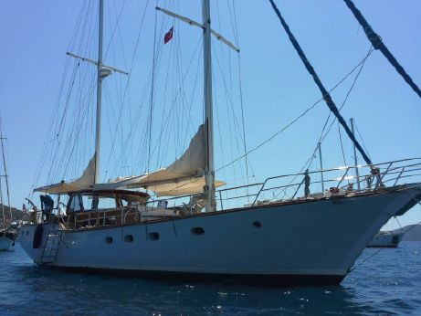 1989 Custom Build Cutter ketch