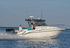 2002 Fountain 31 Sportfish Cruiser OB