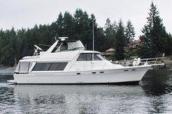 1996 Bayliner 4788 Pilothouse