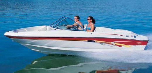 2003 Sea Ray 176 SRX Bow Rider