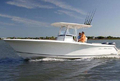 2007 Sea Hunt Gamefish 29