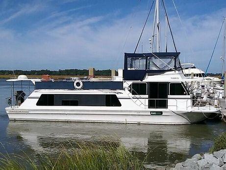 2001 Harbor Master WB520