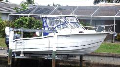 2005 Sea Boss 255 Walkaround