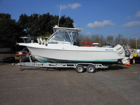1999 Wellcraft Aquasport Explorer 245