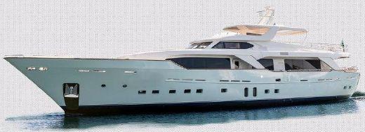 2014 Benetti Sail Division 108 RS