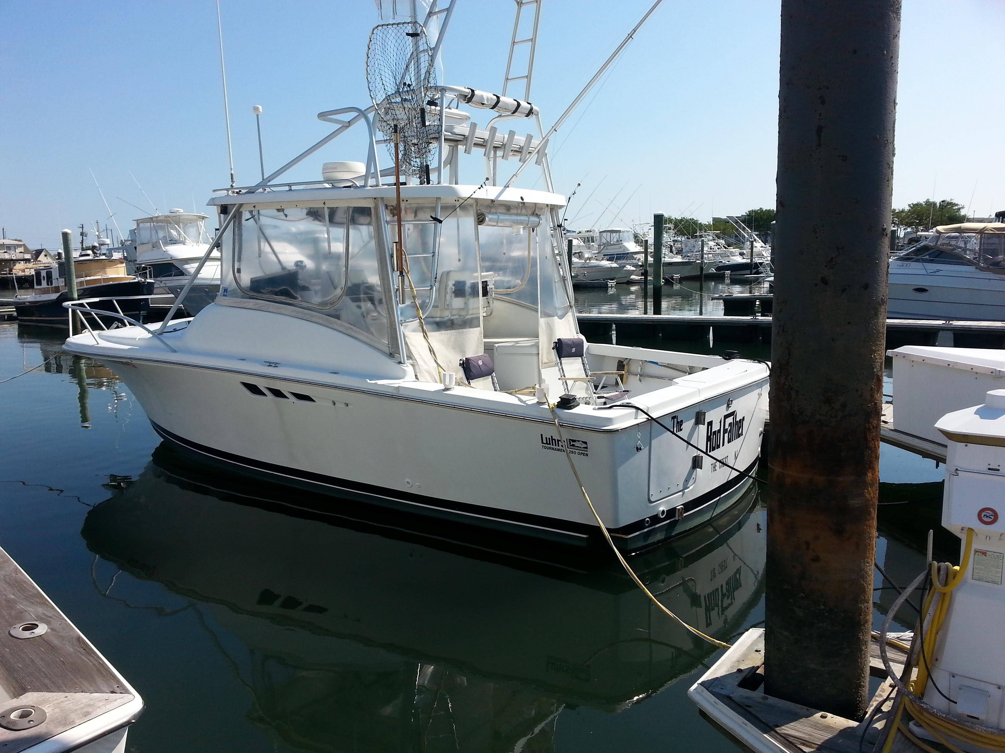 Fishing boat boat listings in nj for Fishing boats for sale nj