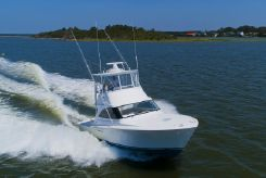 2019 Viking 38 Billfish