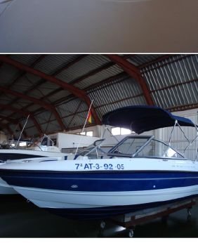 2005 Bayliner 195 Bowrider