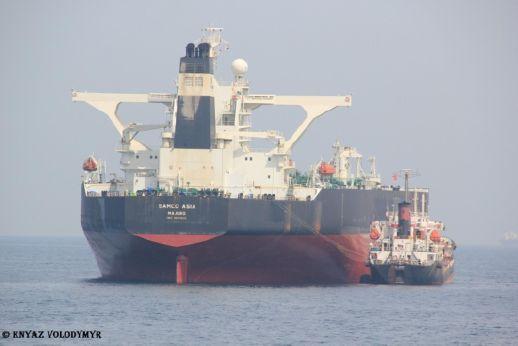 2003 Tanker Crude Oil Tanker