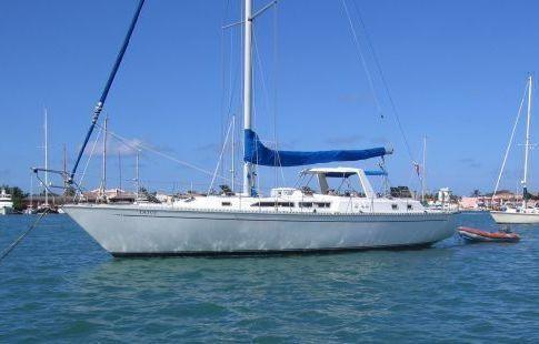 1987 Gulfstar Cc 50