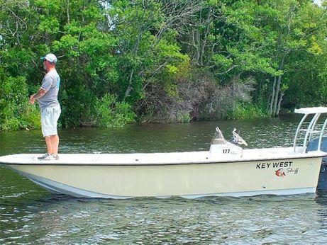 2016 Key West Boats 177SKRF
