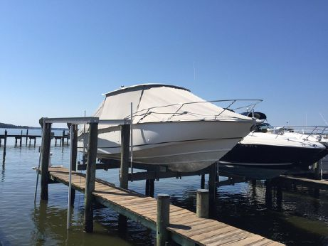 2011 Boston Whaler 320 Outrage Cuddy Cabin