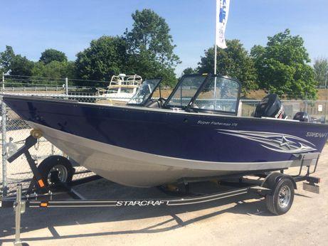 2016 Starcraft Super Fisherman 176