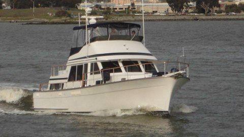 1992 Tollycraft Motoryacht