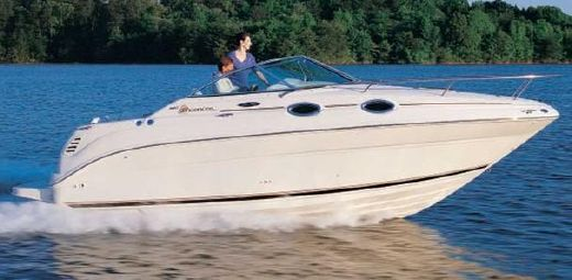 2003 Sea Ray 240 Sundancer