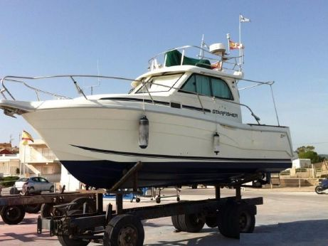 2007 Starfisher 840 Flybridge