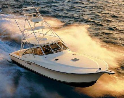 2014 Albemarle 410 Express Fisherman