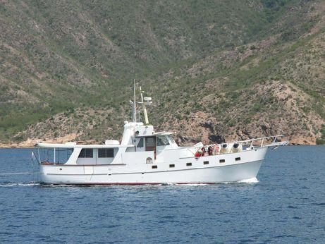 1975 Roughwater Custom Long Range Trawler
